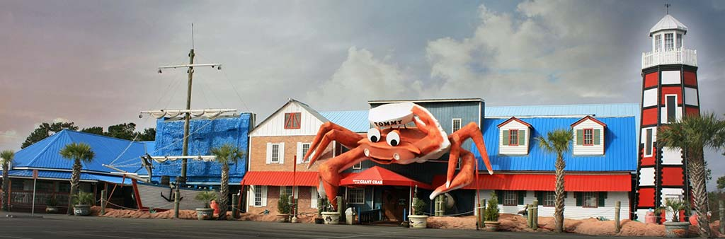 Giant Crab Seafood, Myrtle Beach SC
