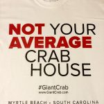 Not your average crab house - Giant Crab Myrtle Beach