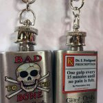 Key-Chain Flasks
