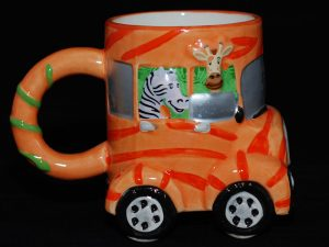 Giant Crab Jungle Safari Mug